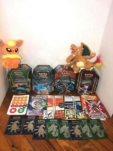 Pokemon-Mixed-Mystery-Lot-Cards-Tins-Plush-Toy-Gift-Set-1-Boys-Girls-6-USA