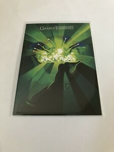 Game Of Thrones Season 4 Beautiful Death Chase Card BD19, Rittenhouse