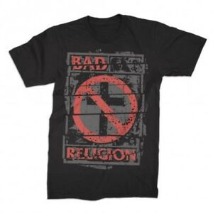 Bad Religion Musik Unrest T-shirt Herrenmode