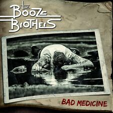 The Booze Brothers-Bad medicine LP (Kings of Nuthin' ) Punk N Roll