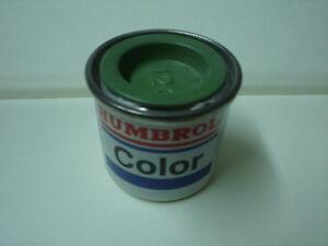 HUMBROL-ENAMEL-PAINT-N-120-MATT-LIGHT-GREEN