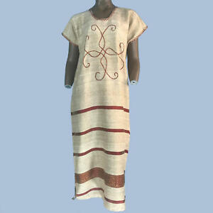 Ethiopian Eritrean Dress Traditional Habesha Clothes 100 Cotton Ebay