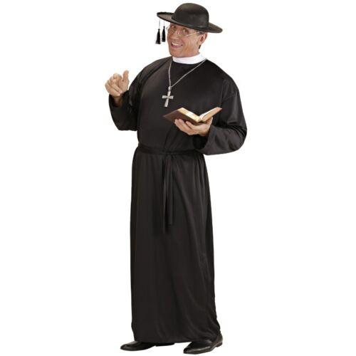52 PREISHIT Pfarrer Priester Pater Herren Kostüm Gr - Karneval  #3901 L