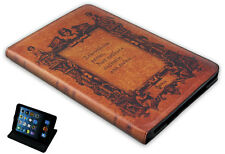 Old Vintage Classic Antique Design Real Book Case Cover For iPad Mini 1 2 3