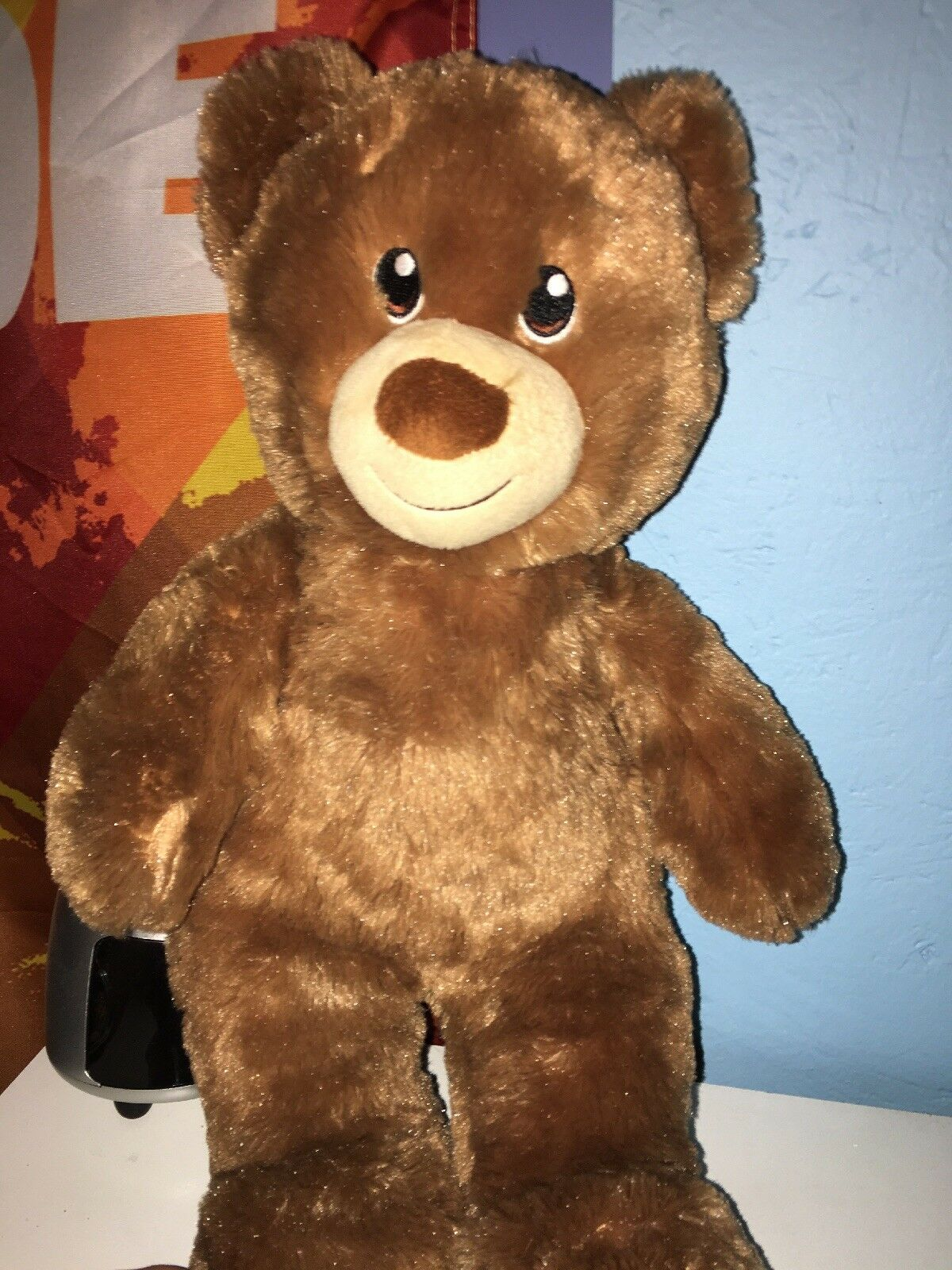 "Build-A-Bear 18/"" Lil Hazelnut Cub NEW UNSTUFFED"