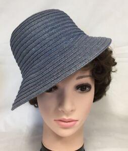 Image is loading Ladies-Womens-Scala-Designer-Summer-Hat-Paper-Light- ff7e3f76d5d