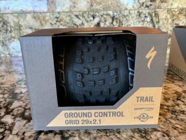 Specialized Ground Control Sport Tire Black 29X2.1