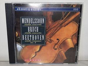 CD-MENDELSSOHN-BRUCH-BEETHOVEN-VIOLIN-CONCERTO-NUOVO-NEW