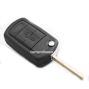 New Uncut Folding Remote Key Fob 315mhz Id46 Chip For Land