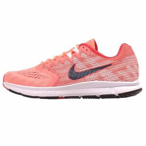 84f0240bb59ea Nike Wmns Zoom Span 2 Running Womens Shoes NWOB Lava Glow 909007-600 ...