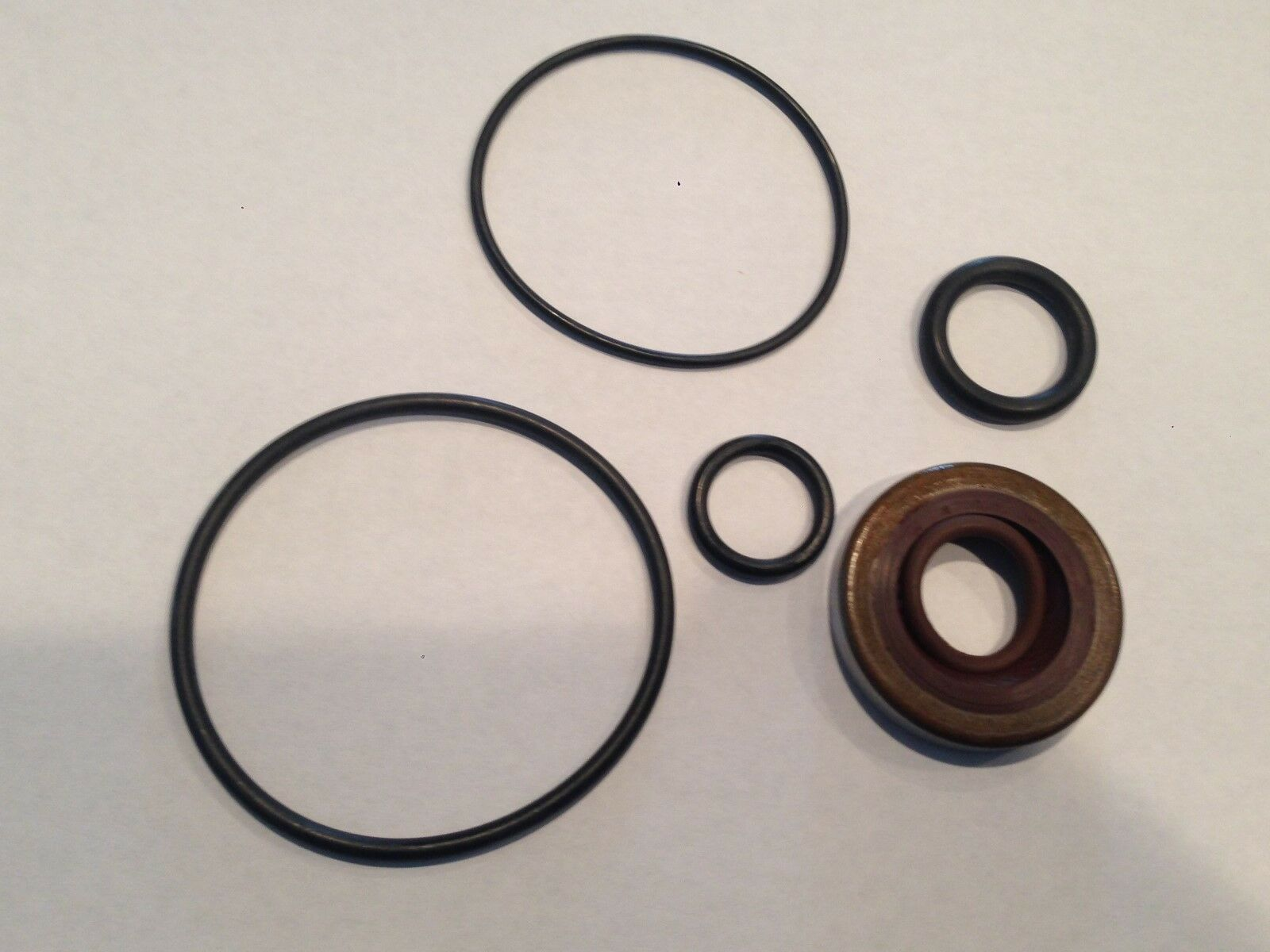 Power Steering Pump Seal Kit Gates 348379 Ebay Honda Accord Fluid Leak