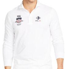 Polo Ralph Lauren Mens RLX Country Moisture Wicking LS Shirt USA UK France Japan