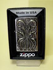 Zippo ORNAMENTO - Placca - nuovo & confezione originale - #660