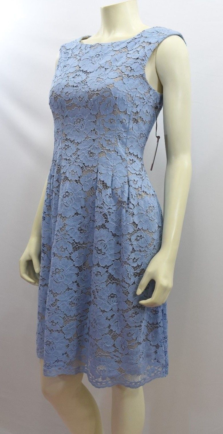 VINCE CAMUTO LACE DRESS SZ 4 NEW WITH TAG