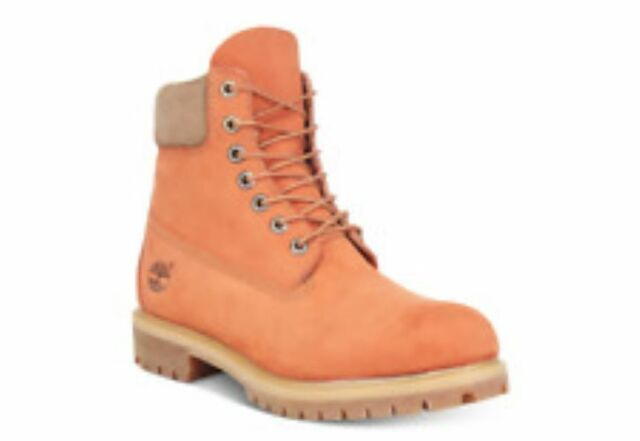 Timberland MENS 6 Inch Premium Waterproof A1VEP Wheat BOOTS ALL SIZES