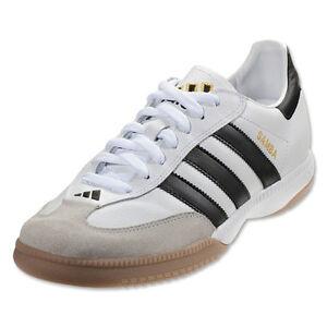 adidas samba 2000 uomini scarpe bianco / nero 661694 ebay indoor