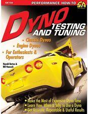 SA-138P Dyno Testing & Tuniung How To Book Chassis & Engine Dyno Tips Operation