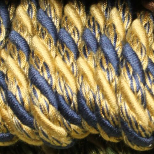 CLEARANCE THICK 13mm Cord Upholstery Costume Tie Back Furnishing Etc BUY 1 2 4m+