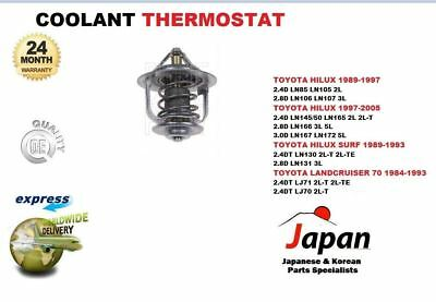 16340-54010 GENUINE THERMOSTAT ASSY FOR TOYOTA LAND CRUISER HILUX