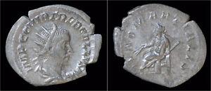 Trebonianus-Gallus-antoninianus-Juno-seated-left