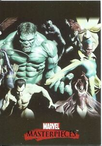 Marvel-Masterpieces-2007-Alex-Ross-Splash-Chase-Card-3