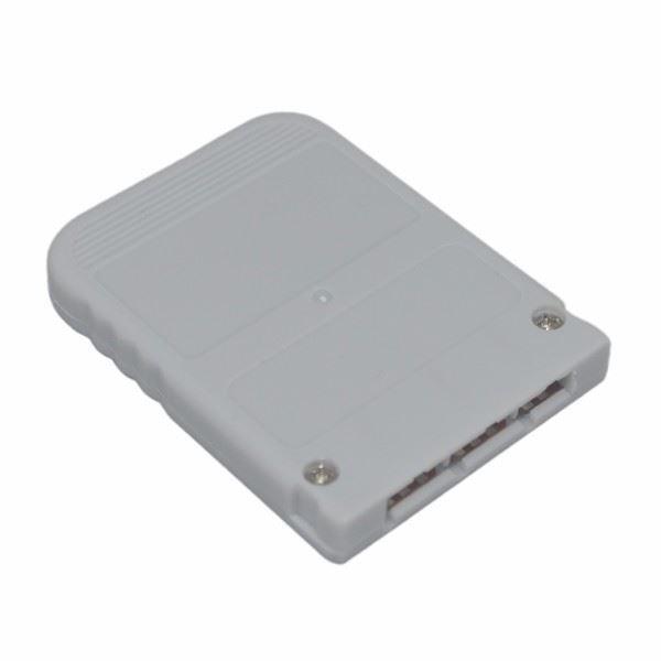 Sony PS1 PSX PS One Playstation 1 MB 1 Mega 15 Block Memory Card New