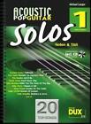 Acoustic Pop Guitar Solos 1 (2011, Taschenbuch)