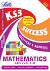 Key Stage 3 Maths Questions and Answers: Levels 5-8 by Letts Educational (Paperback, 2003)