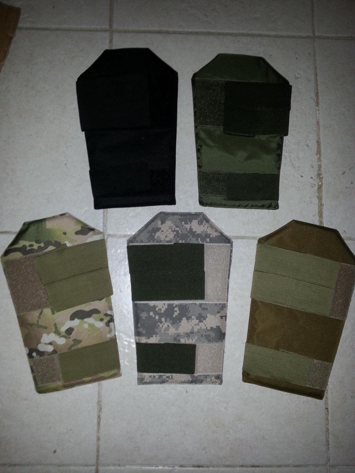 Ballistische ARM  LEG Body Armor 3A RARE schwer zu finden NEU       (Multicam)