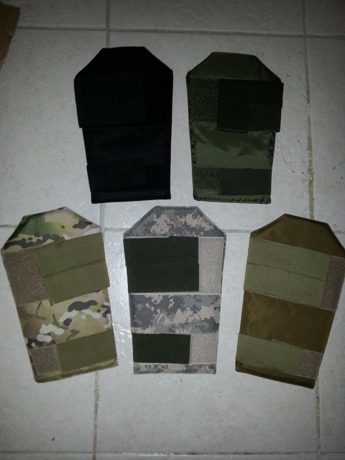 Ballistische ARM  LEG Body Armor 3A RARE schwer zu finden NEU       (TAN)