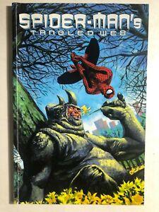 SPIDER-MAN-039-S-TANGLED-WEB-volume-1-2001-Marvel-Comics-TPB-1st-VG-VG