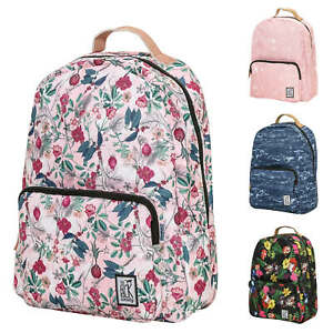 The-Pack-Society-senora-mochila-backpack-dayback-bolso-Print-color-Mix-sale