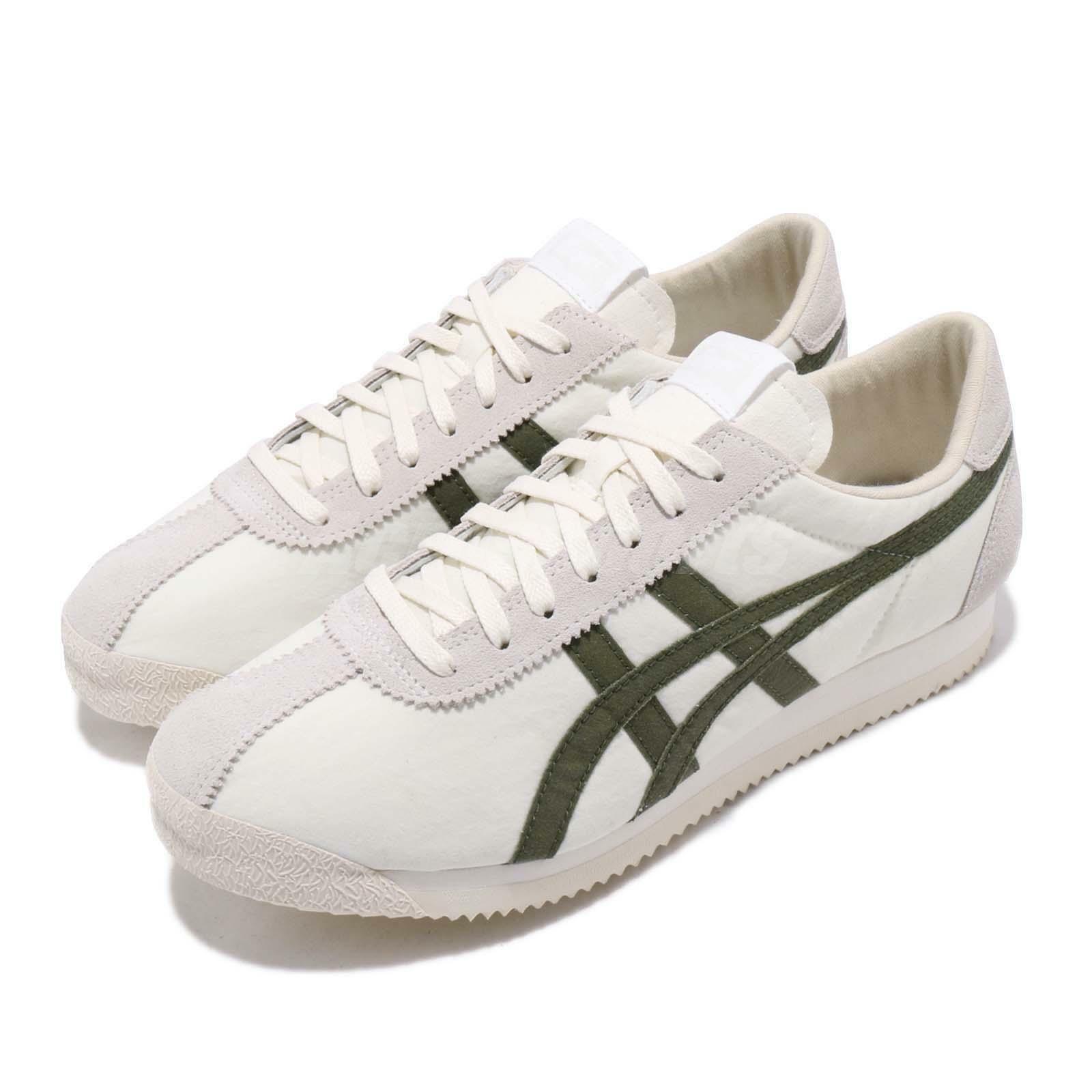Asics Onitsuka Tiger Corsair Rice Olive Green Men Women Casual shoes 1183A344-100