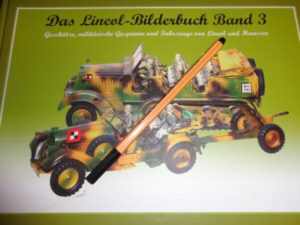 Das 3 Lineol Bilderbuch Band 3_von Lineol Und Hausser Incl. Preisliste Geschütze Geeignet FüR MäNner Und Frauen Aller Altersgruppen In Allen Jahreszeiten