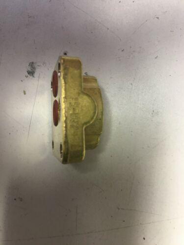 ODE 3 way SOLENOID valve base espresso machine