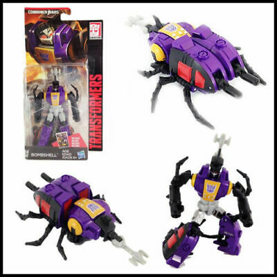 "Transformers BUMBLEBEE Hasbro Titans Return Legends Class 4/"" Figure Toy In Stock"