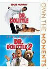 Dr Dolittle/dr Dolittle 2 0024543806264 DVD Region 1