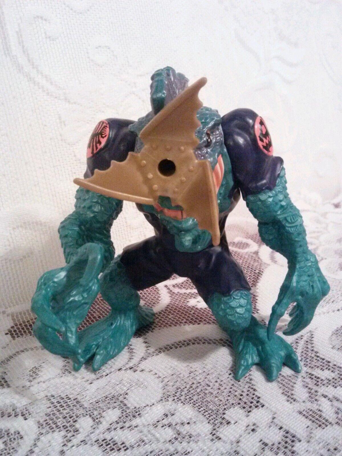 Vintage Mattel Street Sharks 1994-1995 Original Slash in GUC