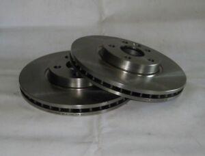 Bearmach Front Brake Disc Freelander 2 All models with 2.2L diesel engine LR007055 LR007055