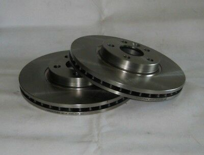 Land Rover Discovery 2 front brake Discs x2 part number SDB000380 and ANR4582