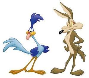 beep beep et le coyote