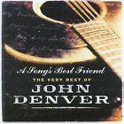 A Song's Best Friend: The Very Best of John Denver by John Denver (CD, Sep-2004, BMG (distributor))