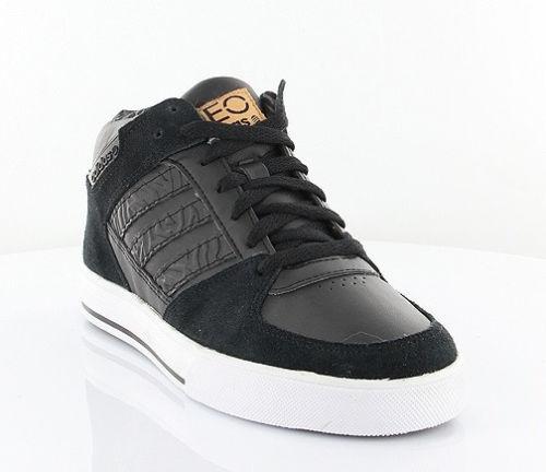 männer adidas sneaker skneo schleifer q38658 schwarze weizen 100 verbindlich.