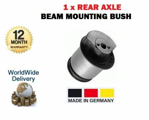 FOR VAUXHALL ASTRA H  2004-2011 1.7 1.8 1.9 2.0 REAR BEAM MOUNTING BUSH 13267215