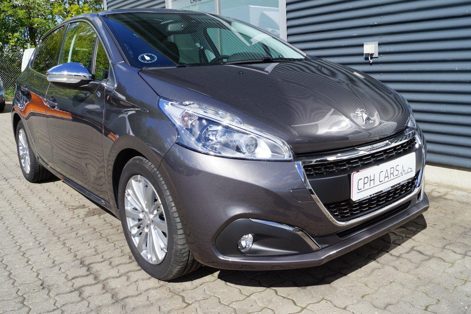 Peugeot 208 1,6 BlueHDi 100 Selection Sky 5d - 129.900 kr.