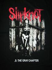 FREE SAME DAY SHIPPING BRAND NEW SLIPKNOT .5 THE GRAY CHAPTER SHIRT XL