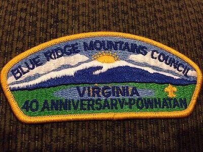 MINT 1993 JSP Blue Ridge Mountains Council