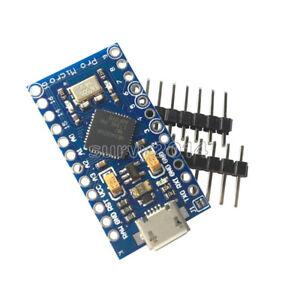 1//2//5//10PCS Micro ATmega32u4 Kit 5V 16MHZ Board Replace Pro Mini For Arduino
