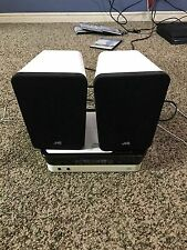 JVC Mini Shelf Stereo System With Bluetooth
