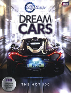 Top-gear-Dream-cars-by-Sam-Philip-Hardback-Expertly-Refurbished-Product
